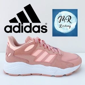 adidas CRAZYCHAOS shoes Pink/White women's